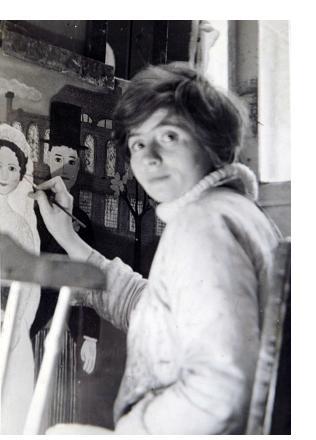 Dora Holzhandler