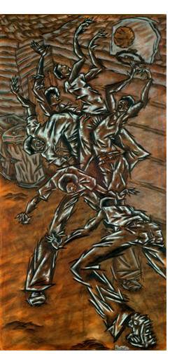 Bart Powers - 'Untitled' - Outsider Art