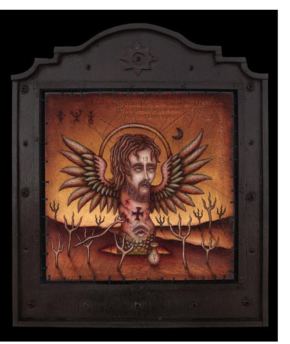 Daniel Martin Diaz :'Dawn Of The Apocalypse'- 11 x 13 ins