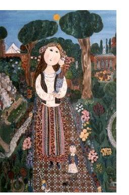 Dora Holzhandler :'Untitled'
