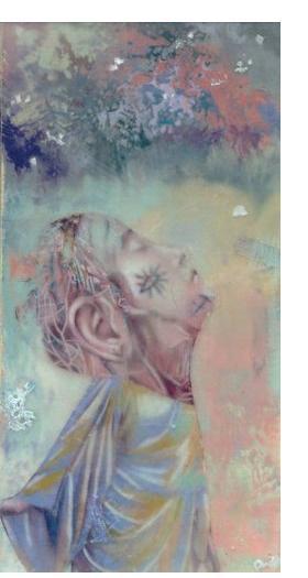 Lori Field :'Untitled' - Outsider Art