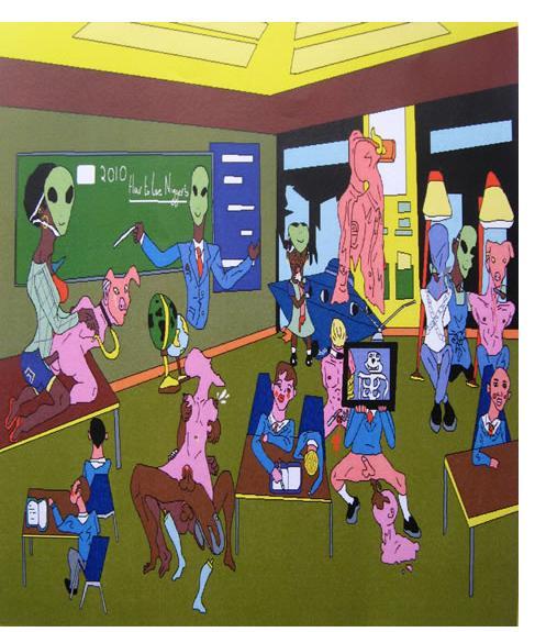 Nicola Frimpong :'Untitled'
