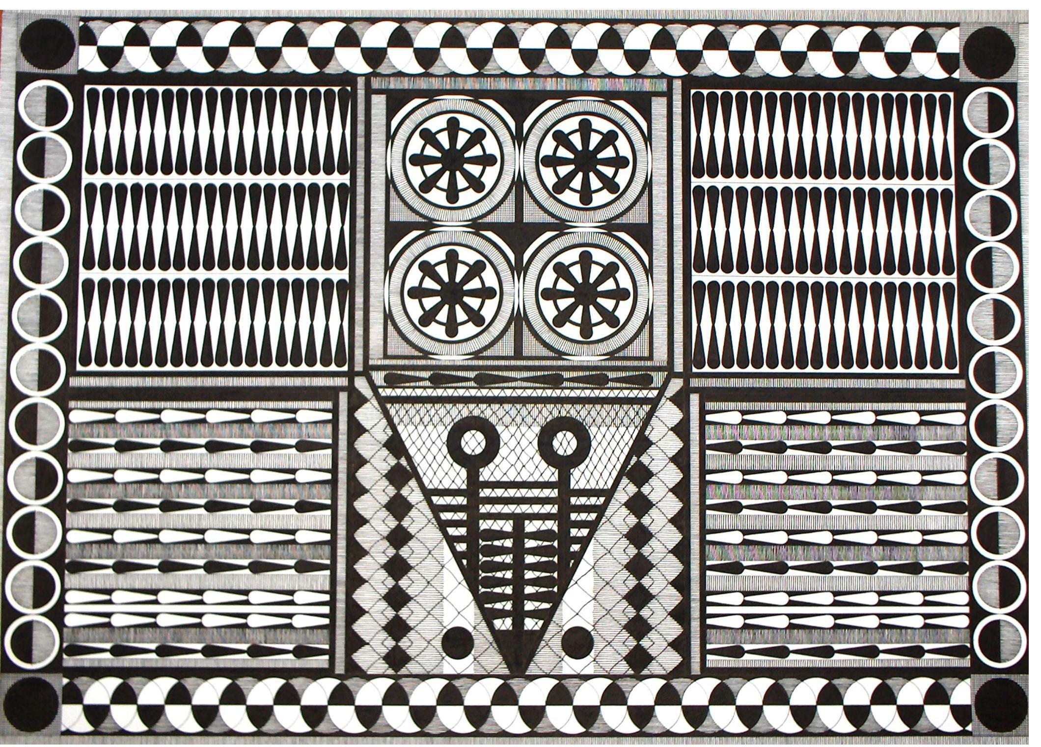 Daniel Gonçalves - 70x50cm - Indian ink on paper