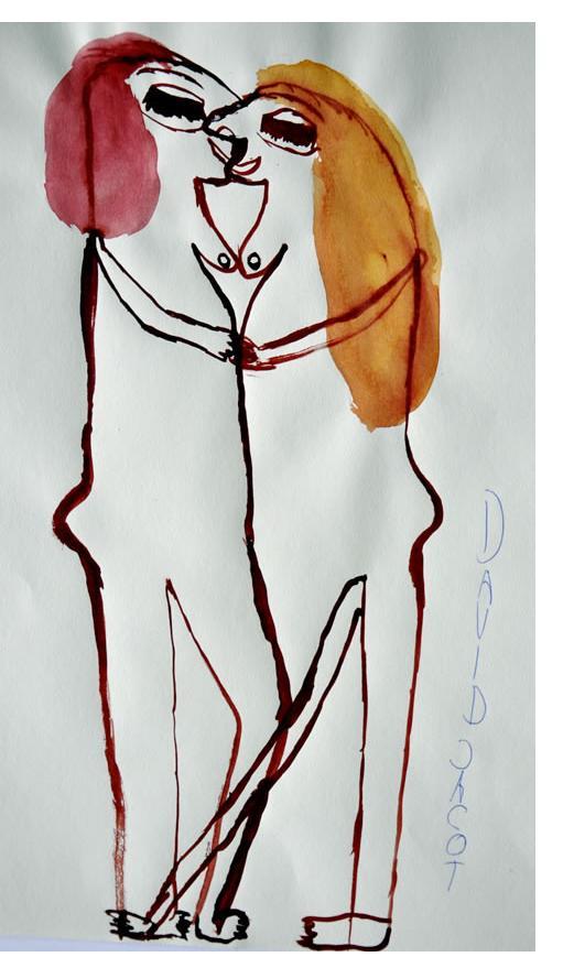 David Jacot - Outsider Art
