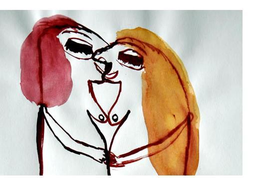 David Jacot (detail) - Outsider Art