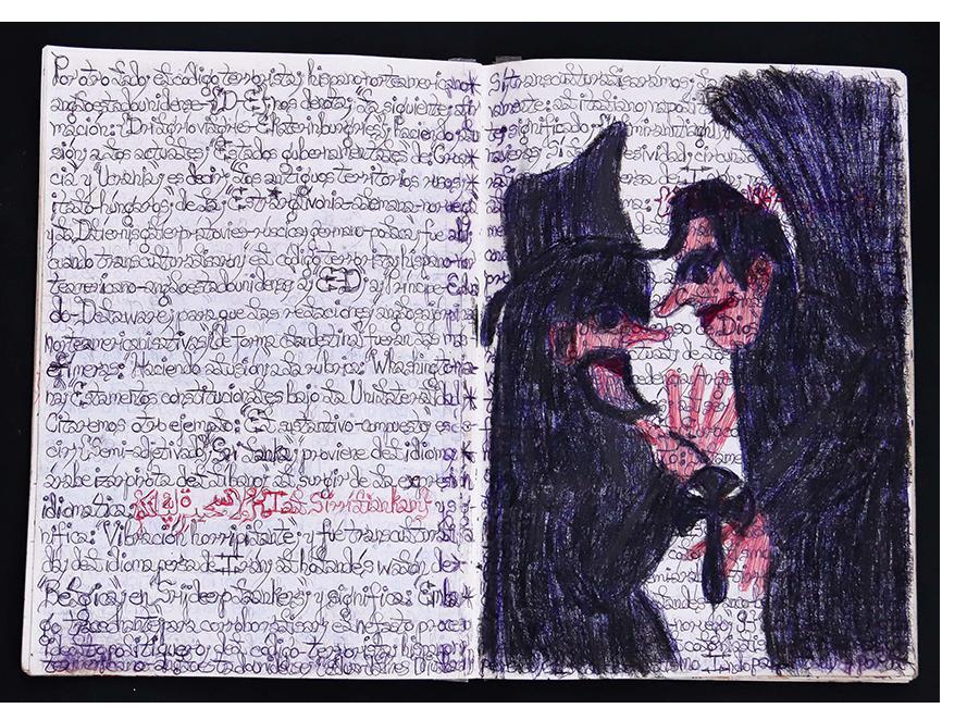 Josvedy Jove Junco - Notebook #10