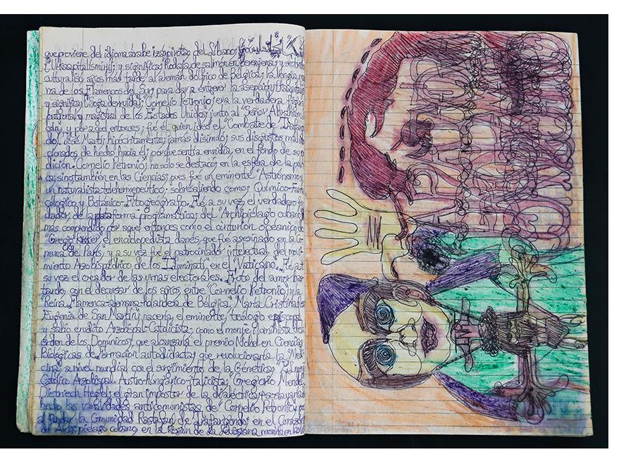 Josvedy Jove Junco - Notebook #4