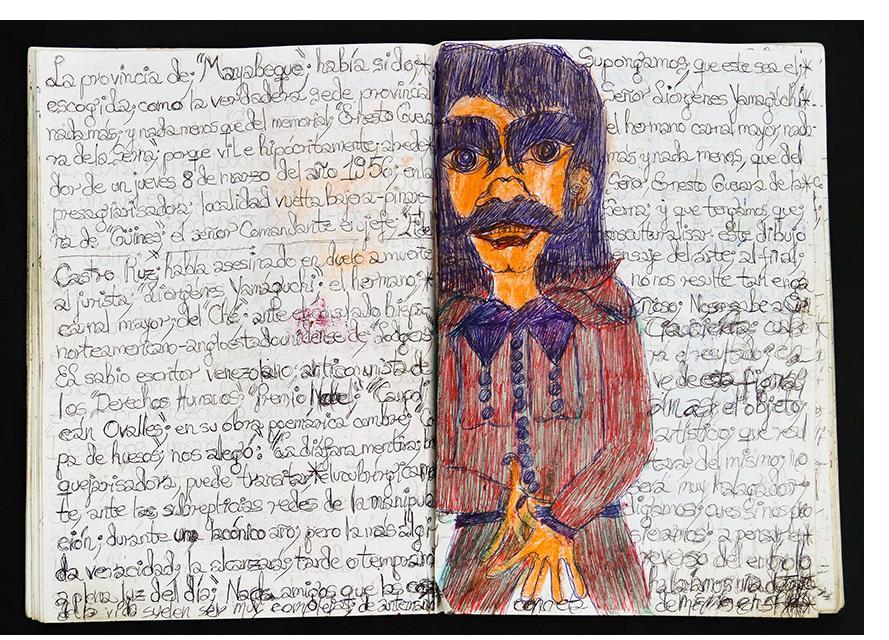 Josvedy Jove Junco - Notebook #7