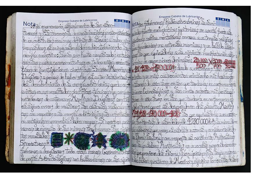 Josvedy Jove Junco - Notebook #8