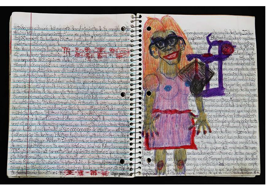 Josvedy Jove Junco - Notebook #9