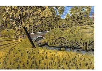 James Lloyd:'Untitled'