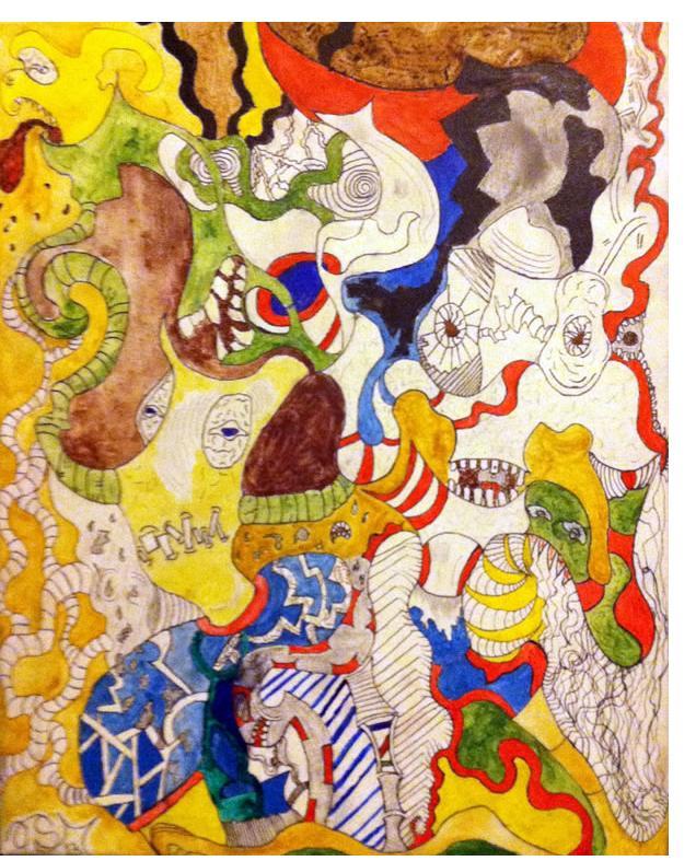 Alex MNarshall - Outsider Art