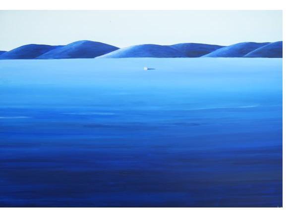 Kim Noble - Patricia - Distant Blues - Outsider Art