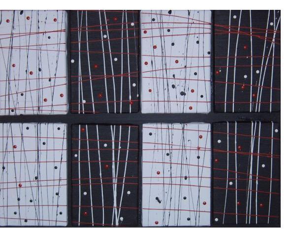 Kim Noble - MJ - Six boundary Crossings - Outsider Art