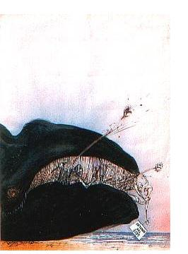 Ralph Steadman: 'Untitled'
