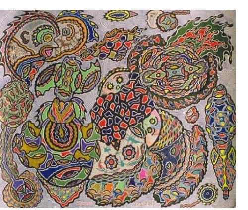 Robert Simon: 'Untitled'