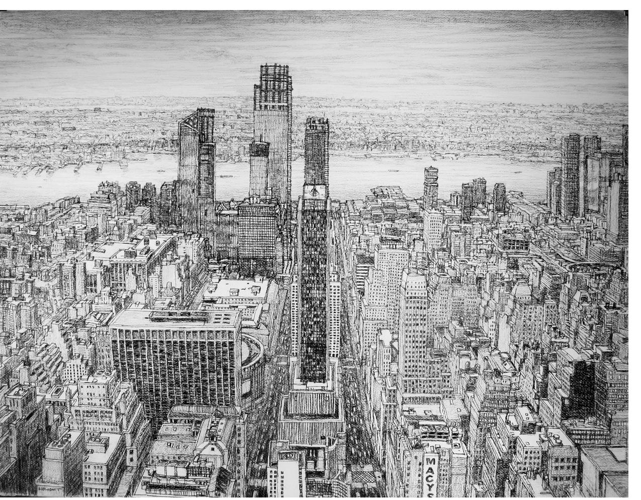 Roy Wright - 'New York 2018a'