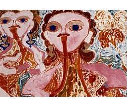 Henryk Zarski:'Untitled' (detail)
